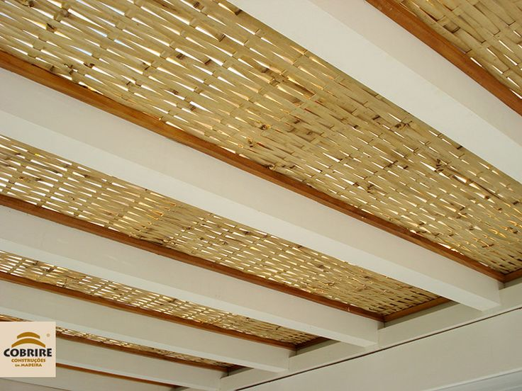 Populares 23 best Forros de Teto - Ceiling Lining images on Pinterest  CE38