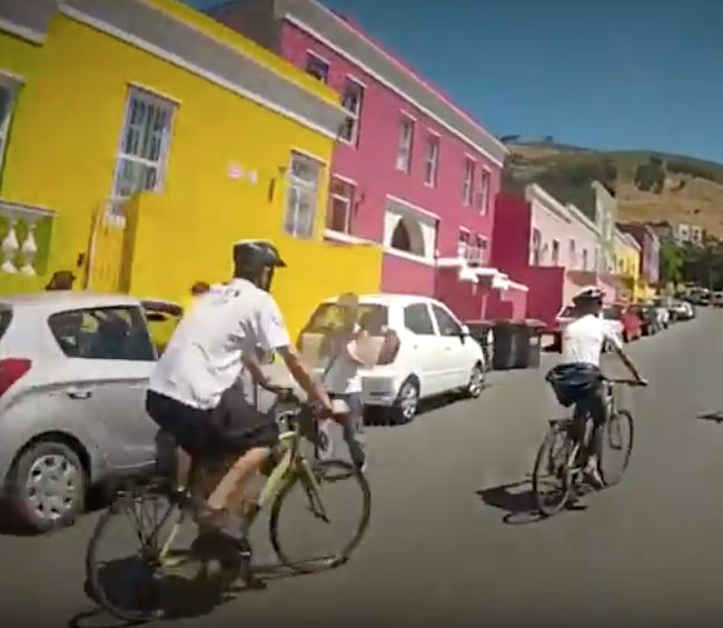 Cape Town Sightseeing Cycle Tours with AWOL