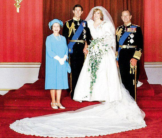 17 Best Images About Royal Wedding Of Prince Charles Amp Lady Diana On Pinterest