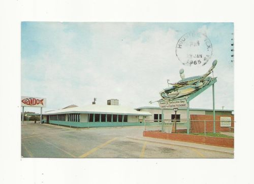 Gaido's Galveston, TX circa 1965 (established 1911)