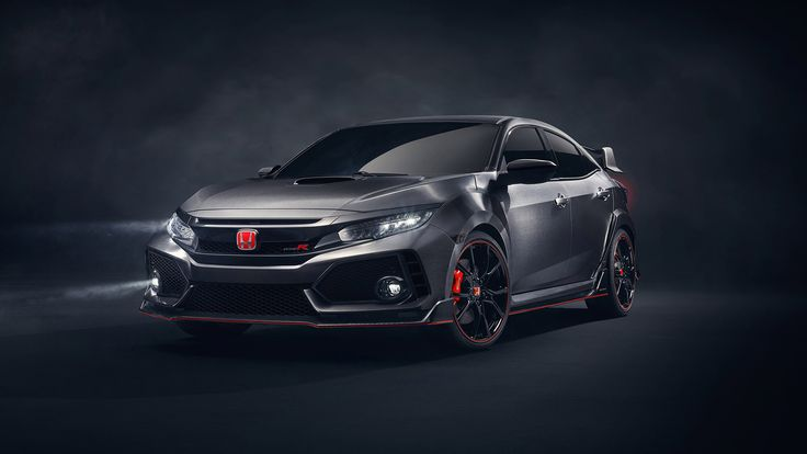 2016 Honda Civic Type R Concept http://www.wsupercars.com/honda-2016-civic-type-r-concept.php