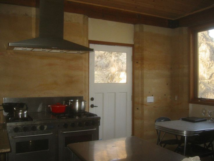 kitchen | by Rammed Earth
