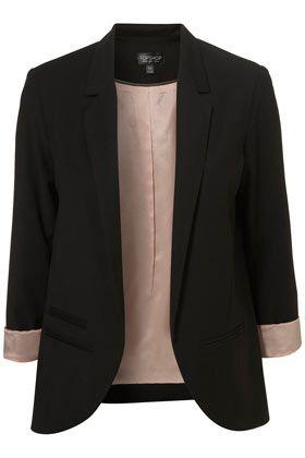 blazer - classic: Style, Dress, Boyfriend Blazer, Closet, Black Blazers, Boyfriends