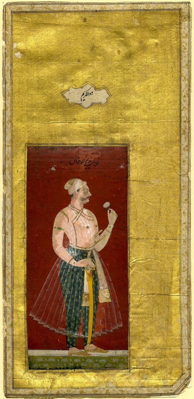 Nawab Nadímullah Khan