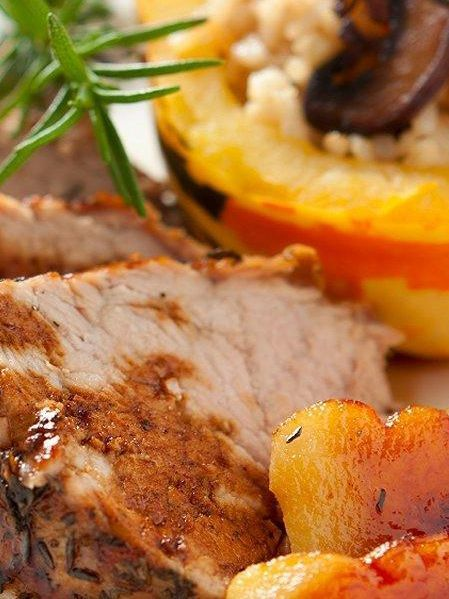 Slow Cooker Pork Tenderloin with Sweet Potatoes and Apples - Today's Parent