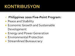 Image result for mga nagawang batas ni fidel ramos