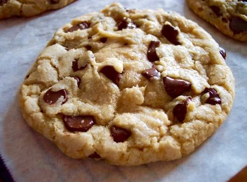 шоколадная стружка, печенька, еда, печенье, вкусняшки