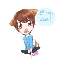 Puppy Hae by OwlBeRightThere
