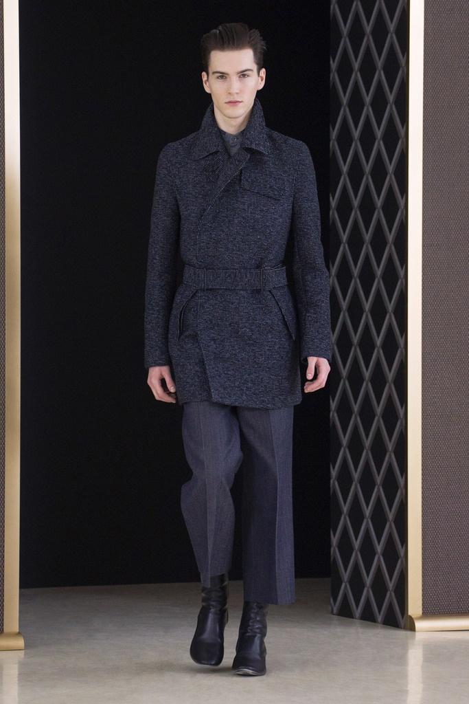 Balenciaga Fall 2013 Menswear Collection Slideshow on Style.com