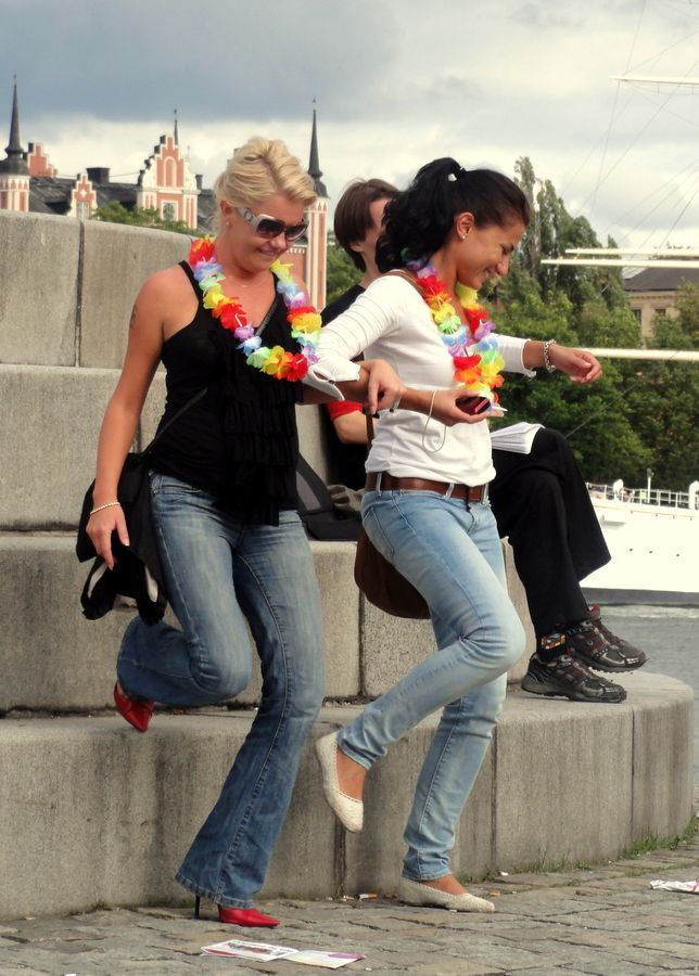 Travel & Lifestyle Diaries: Stockholm Pride