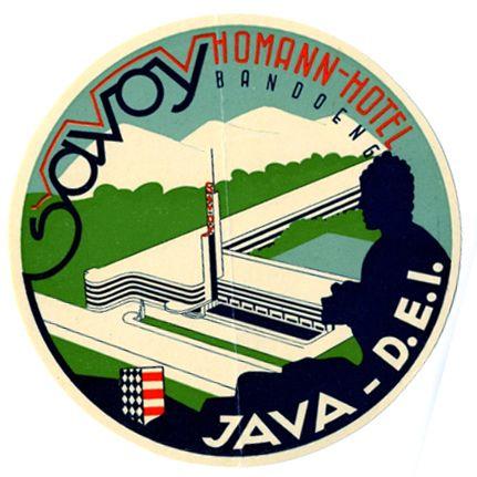 Savoy Homann Hotel, Bandoeng