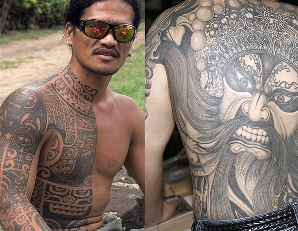 Seni Tato di Berbagai Suku dan Bangsa