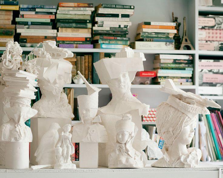 A British Sculptor Prepares for Her Bergdorf Goodman Debut  Astonishing!