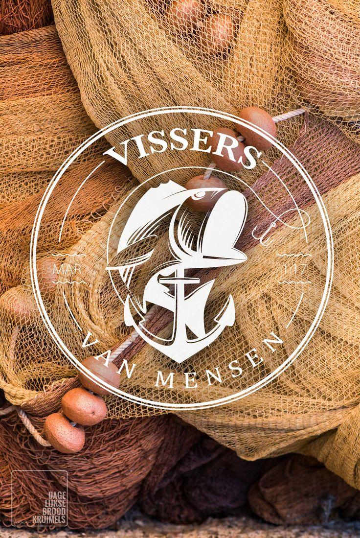 Vissers van mensen. Markus 1:17   http://www.dagelijksebroodkruimels.nl/quotes-bijbel/markus-1-17/