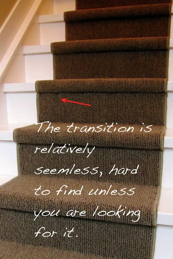 transform your stairs install a diy carpet stair runner for less then 40 in