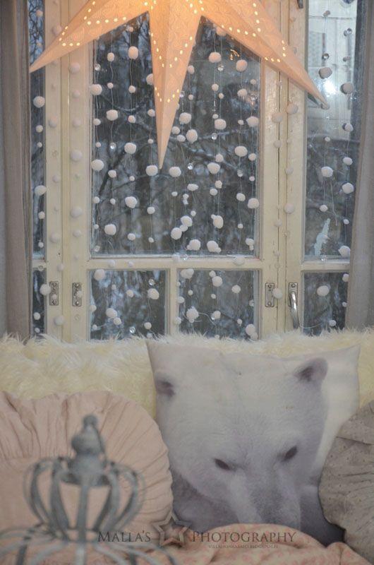 Stars and snow <3