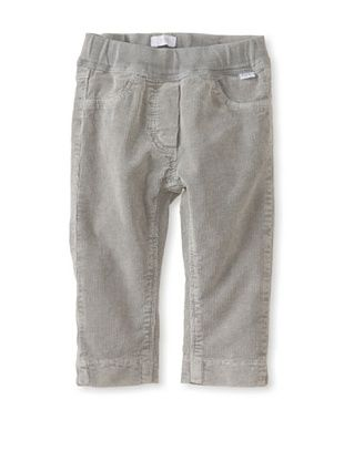 50% OFF Il Gufo Kid's Ribbed Jeans (Grey)
