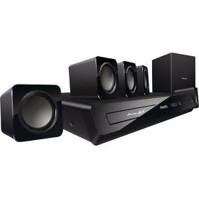 Philips - 300W 5.1-Ch. 3D / Smart Blu-ray Home Theater System - from Best Buy $179.99.  worth it?