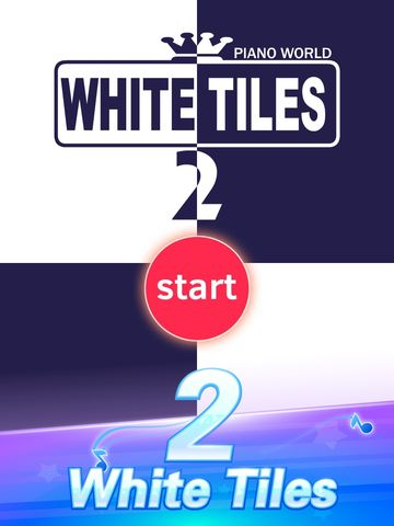 White Tiles 2 : Piano World on the App Store