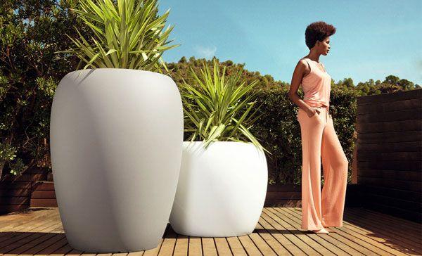 Designer Big Beautiful Garden Pots online from Potstore.co.uk