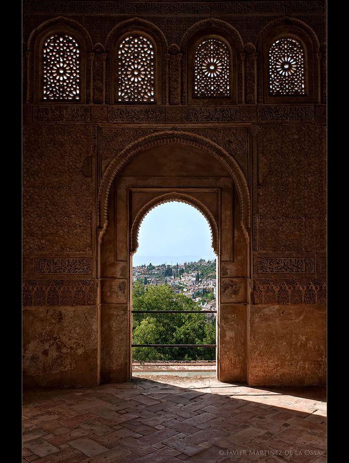 Alhambra #Granada #Spain