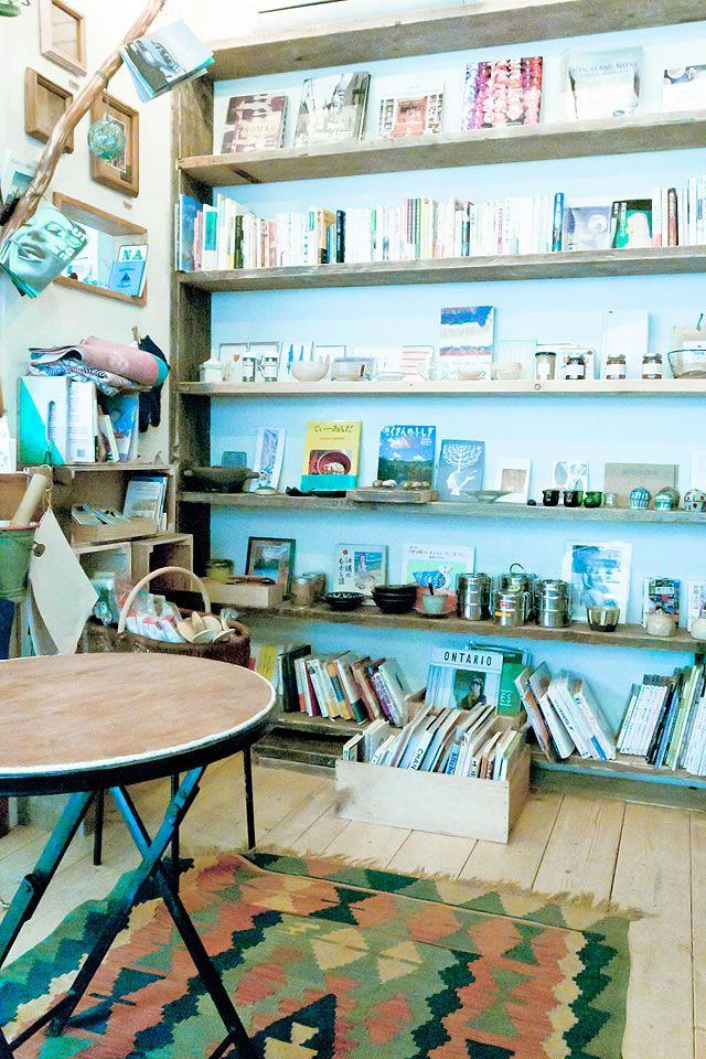 BOOK CAFE TOKYO