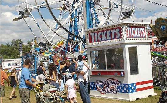Washington County Fair Inc.,