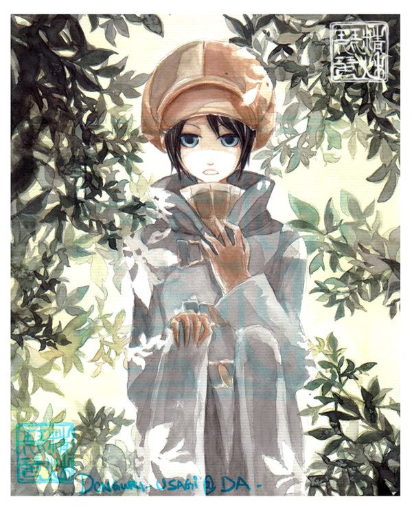 140 Best Images About Nabari No Ou On Pinterest