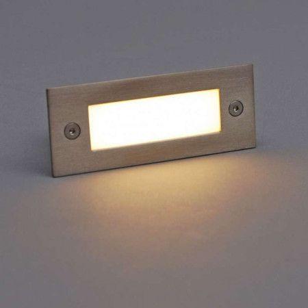 LED Einbauleuchte LEDlite Recta 11 WW: Einbauleuchte Mit Super Sparsamer  LED Beleuchtung. #
