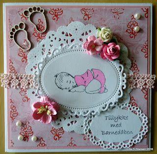 Gitte´s Kort.: Babykort.