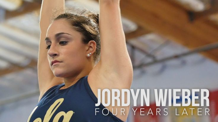 Jordyn Wieber: Four Years Later (presented by Tumbl Trak)