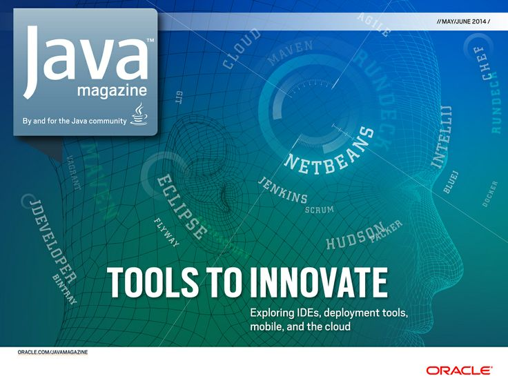 Java Magazine - May/June 2014 - Front Cover