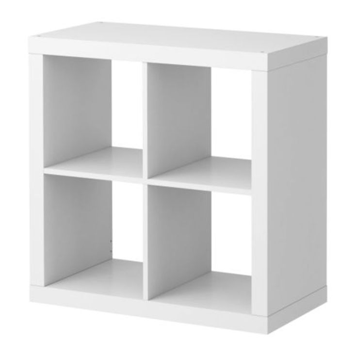 Clever Cube 2 x 2 Cube White Handy Storage Unit from bunnings for $48