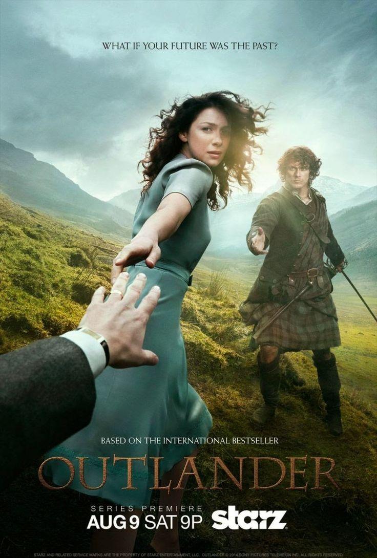 ...Sigue la historia de Claire Randall, una enfermera de combate casada en los años 40, que misteriosamente es arrastrada atrás en el tiempo hasta 1743, donde se lanza de inmediato a un mundo desconocido, viéndose amenazada su propia vida. Cuando se ve obligada a casarse con Jamie Fraser, un joven guerrero escocés caballeroso y romántico, Claire comienza un pasional triángulo entre dos hombres muy diferentes con dos vidas irreconciliables. -