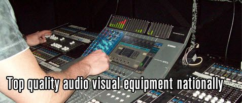 Sound Hire from the Pro's