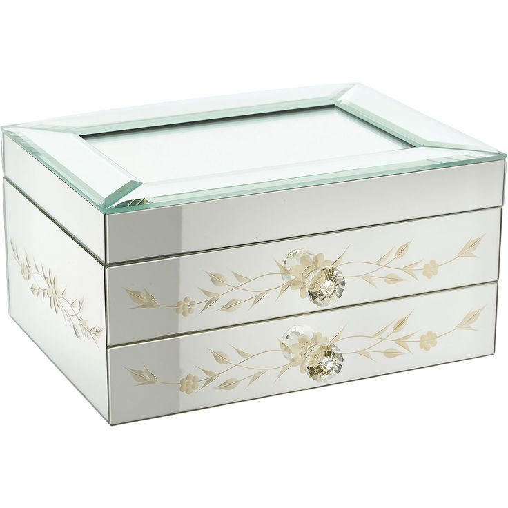 Decorative Boxes Tk Maxx : Best mirrored jewellery box ideas on rose