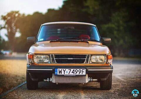 Saab 900 classic