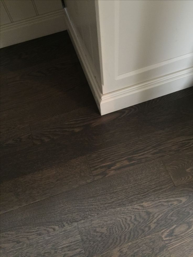 4 White Oak Hardwood Floor Stain Classic Grey And Ebony
