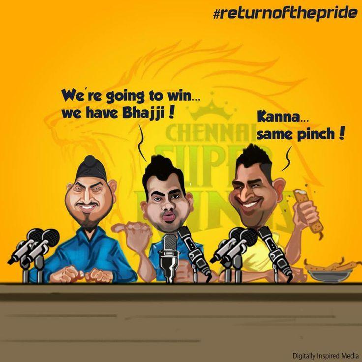IPL Campaign- #whistlepodu #returnofthepride #csk #DilSeMI #IPL7 #dhoni