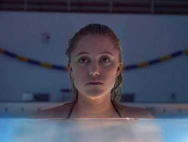 It follows. This movie is distilled horror. A teenager sleeps with her boyfriend for the first time, after which he tells her that he was the latest recipient of a curse that is transmitted through sexual contact. After she becomes completely paranoid without any manifestations, the curse manifests itself in assassins that kill their way to her. A genuinely creepy film that's also very smart.