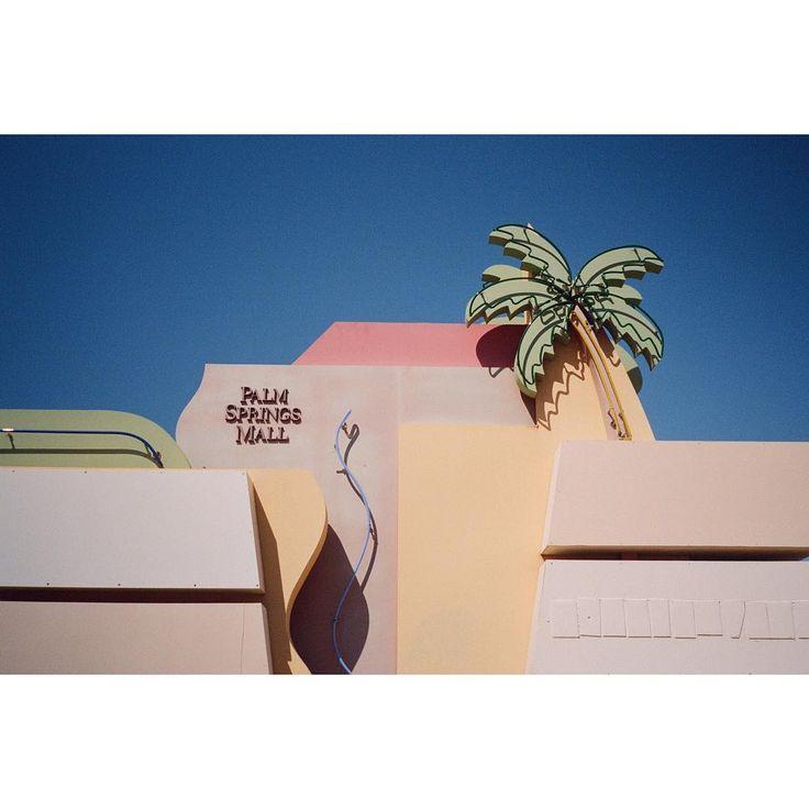 palm springs mall | palm springs