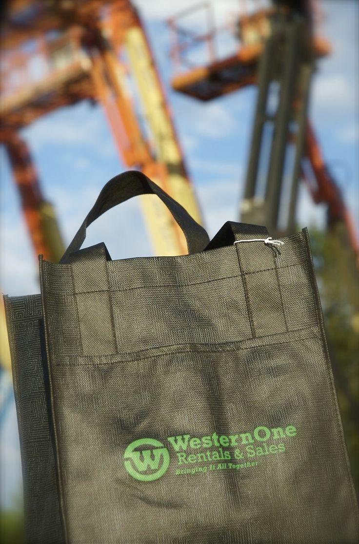 Western One - Grocery Bag