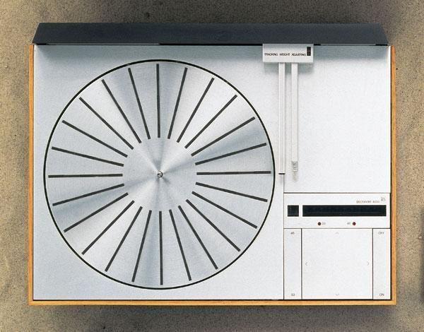 Bang & Olufsen Beogram 4000 Turntable
