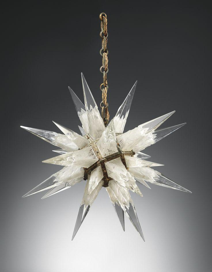 Annabella 67 Art Line Design : Christiesauctions charles j weinstein company chandelier