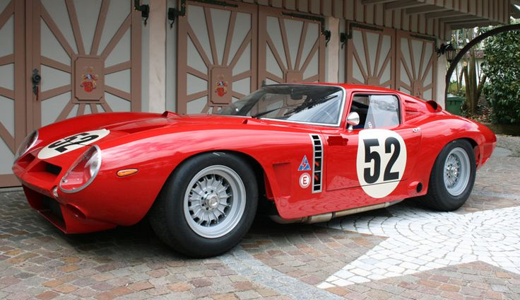 The Iso Grifo A3C
