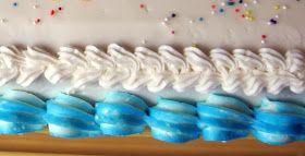 Coleen's Recipes: CAKE DECORATING 101