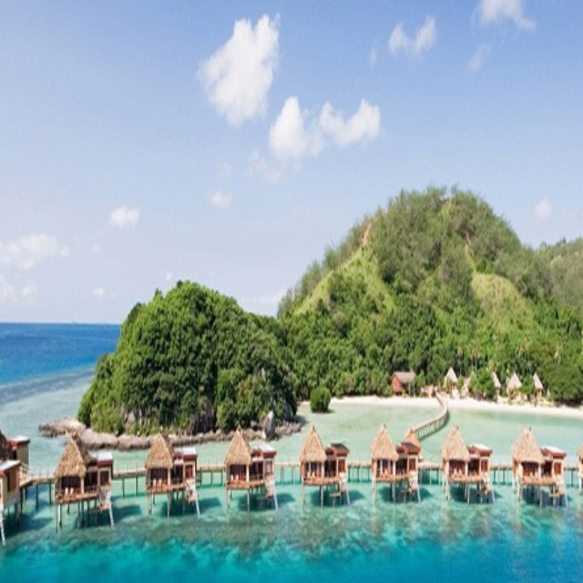 Tahiti Accommodation Over Water Bungalows: 34 Best Overwater Bungalows Images On Pinterest