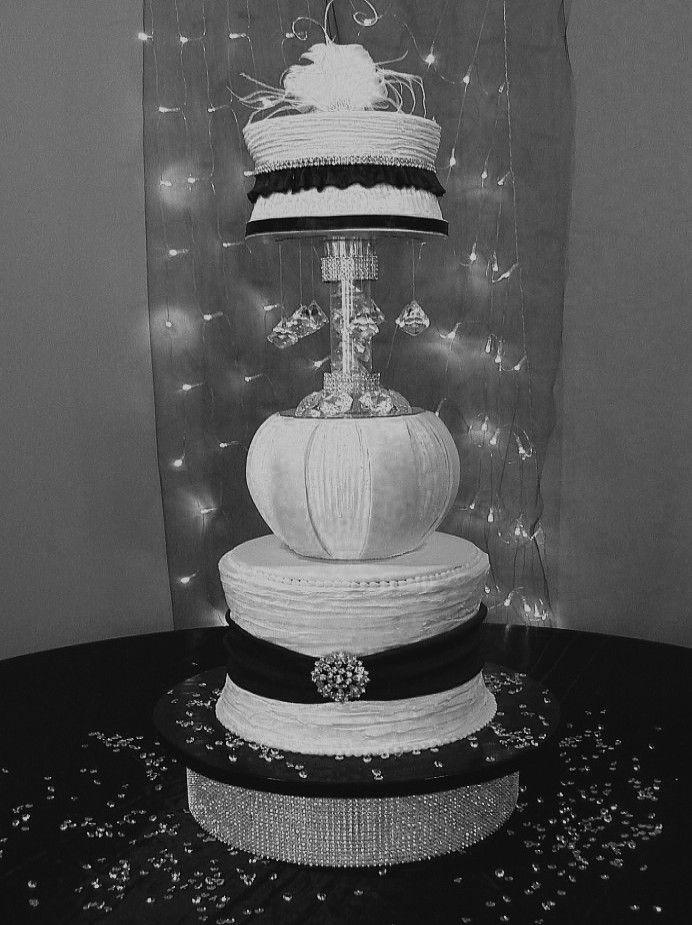 Wedding Cake Decro