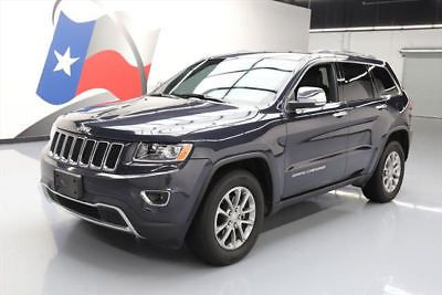 eBay: 2016 Jeep Grand Cherokee 2016 JEEP GRAND CHEROKEE LIMITED LEATHER REAR CAM 50K #401633 Texas Direct Auto #jeep #jeeplife