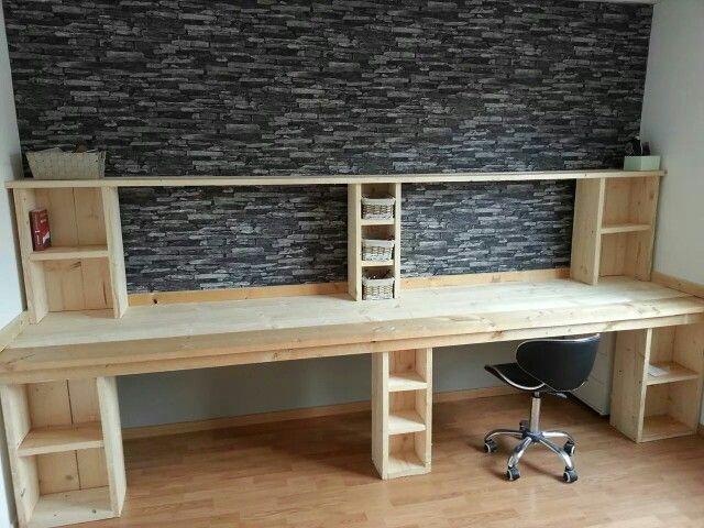25 beste idee n over stapelbed bureau op pinterest kinderen zolder slaapkamers - Ruimtebesparende mezzanine ...